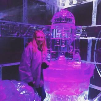 Star Wars themed ice bar!