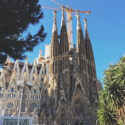 The Sagrada Familia, a must see!